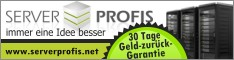 Banner Serverprofis
